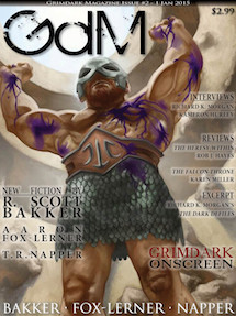 GdM issue #2 Cover